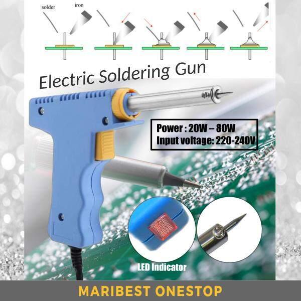 Electric Soldering Iron Gun Lightweight Hot Iron Welding High Quality Heating Tool 220V 20W