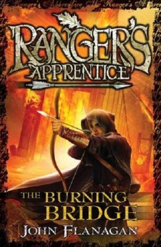 Burning Bridge (Rangers Apprentice #2) ISBN 9781864719055 Malaysia