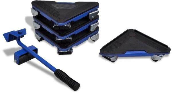 Heavy Duty Furniture Lifting Moving Removal Transport Set Mover Lifter Tools