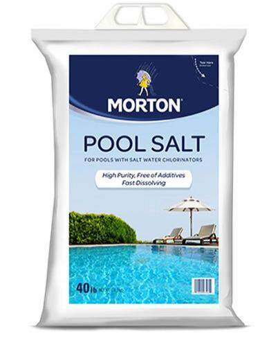 SALT FOR SWIMMING POOL PURE SALT