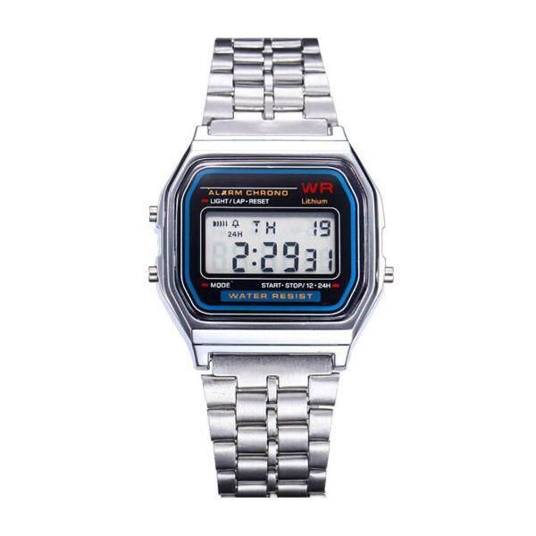 LF SKMEI Mens Watch LED Digital Watch Waterproof Military Quartz Analog Wrist Watches Malaysia