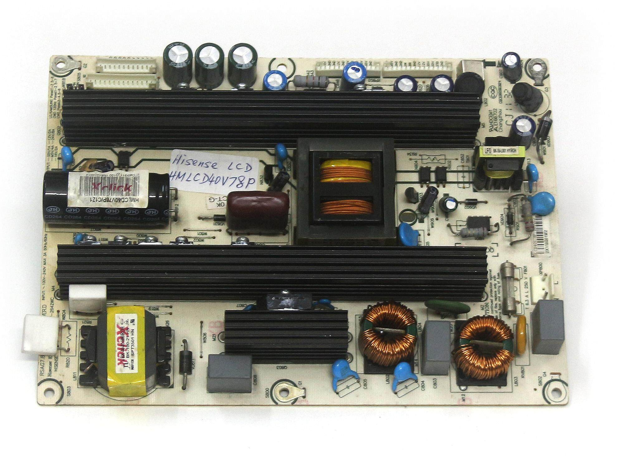 Power Suppy board For LCD TV Hisense HMLCD40V78P