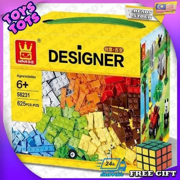 Puzzle Toys Children Accessories 16*16 Point Building Blocks Base Plates Plastic