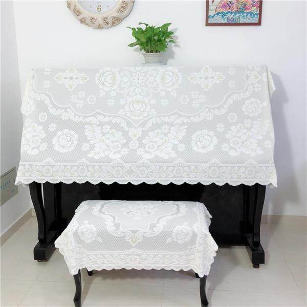 2020-newPackage mail foreign trade lace piano piano cover cover with piano half cover the whole cover cover piano piano sets Malaysia