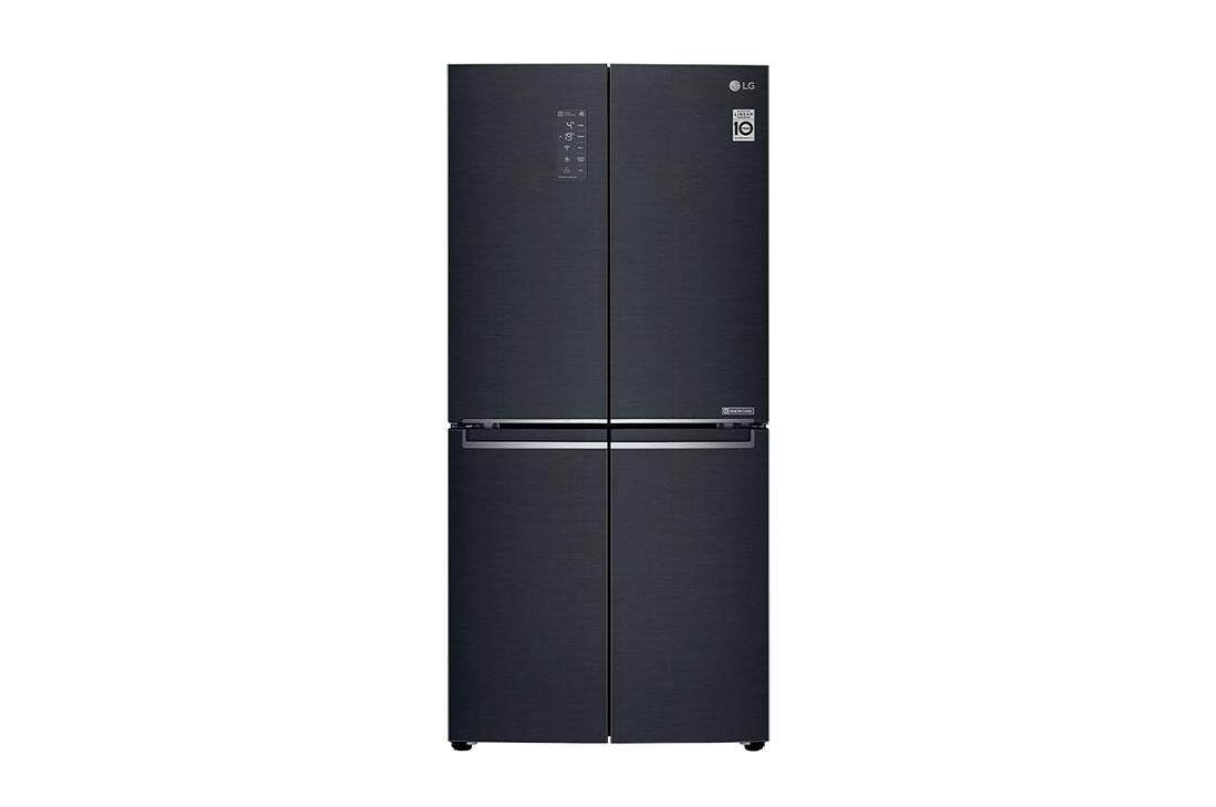 LG 594L SIDE BY SIDE INVERTER FRIDGE GC-B22FTQPL