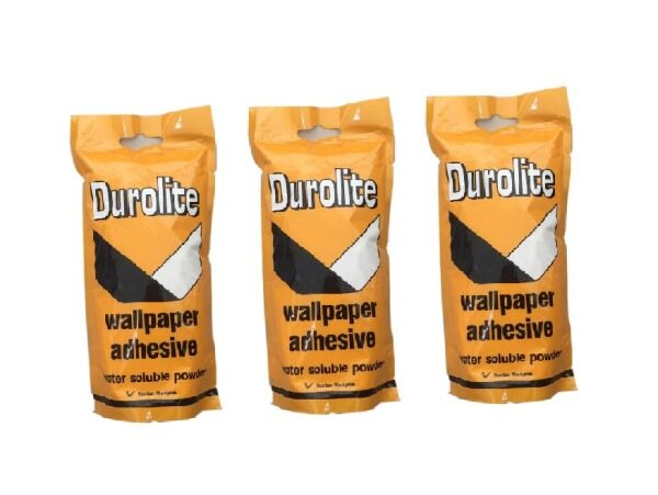 Durolite Wallpaper adhesive (water soluble powder)