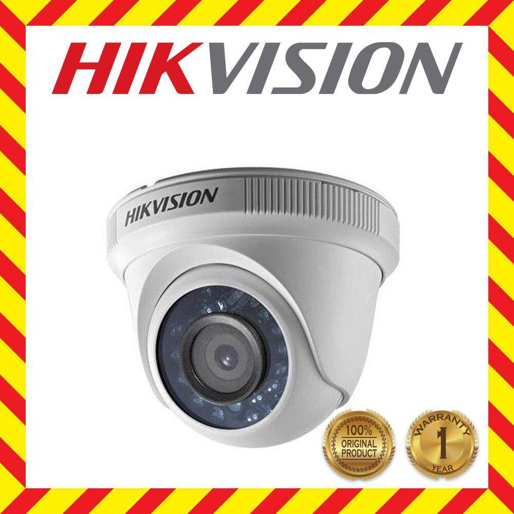 Hikvision Ds2ce56d0t-Irpf 1080p 4 In 1 Hdtvi Ir Dome Cctv Camera By Atssb.