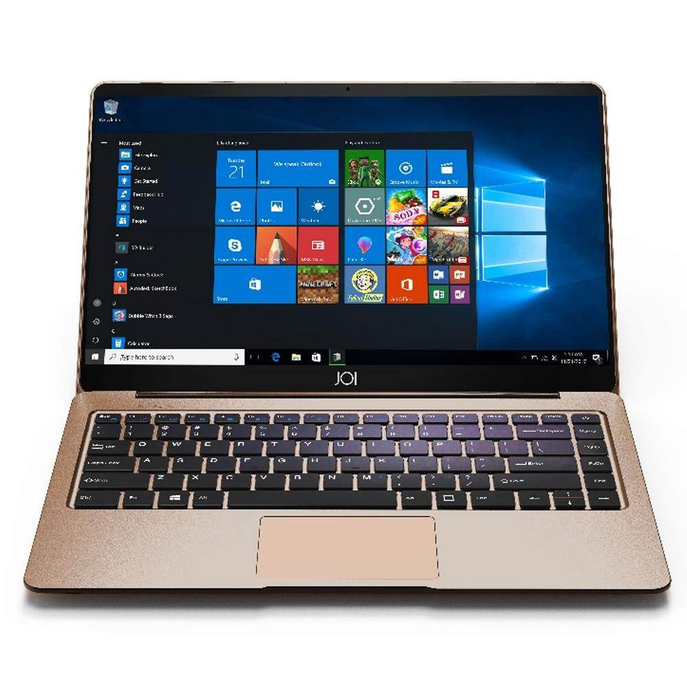 JOI Book 14.1 FHD Laptop Gold ( N3450, 4GB, 32GB+128GB, Intel, W10H ) Malaysia