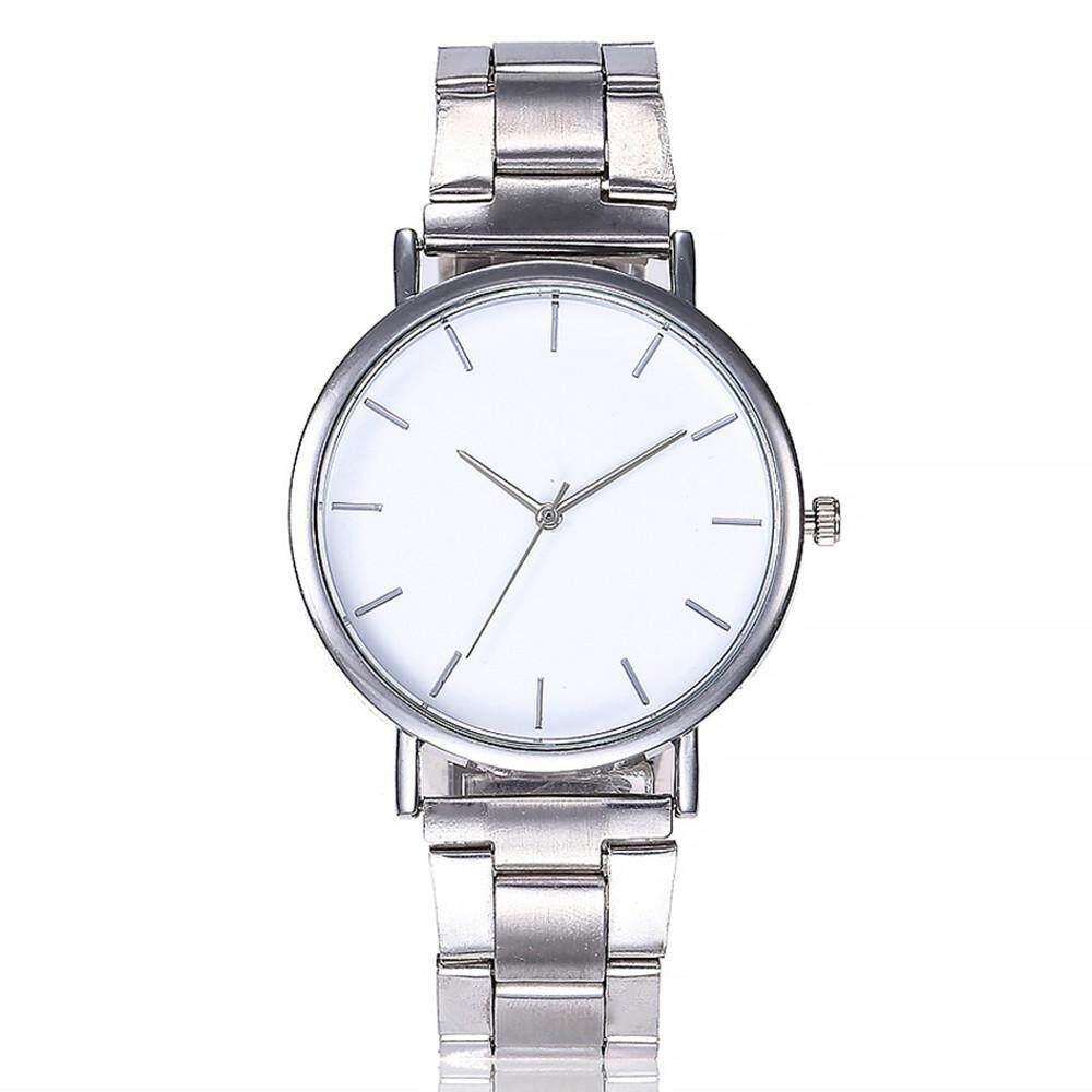 BPFAIR Woman Casual Quartz Stainless Steel Band Marble Strap Watch Analog Wrist Watch Free shipping Malaysia