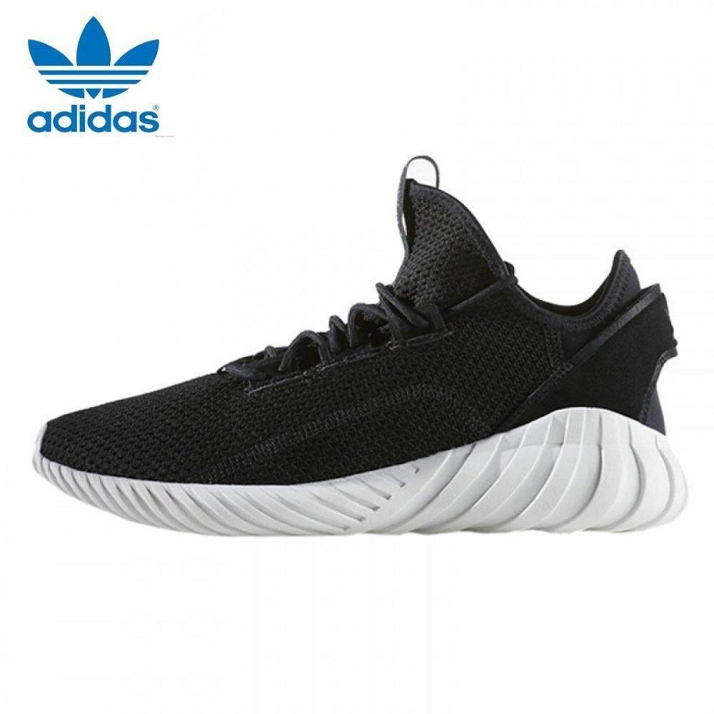 abae011b8 Adidas Originals Tubular Doom Sock Shoes BY3563 Core Black   Core Black    Crystal White