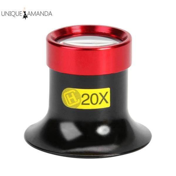 Nơi bán 20X Kính Phóng Đại Trang Sức Dụng Cụ Sửa Chữa Mắt Phóng Đại Bộ