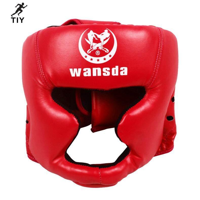 Mã Giảm Giá Khi Mua Mũ Bảo Vệ Đầu Huấn Luyện Kick Boxing Tấm Bảo Vệ Sparring Gear Mặt Mũ Bảo Hiểm