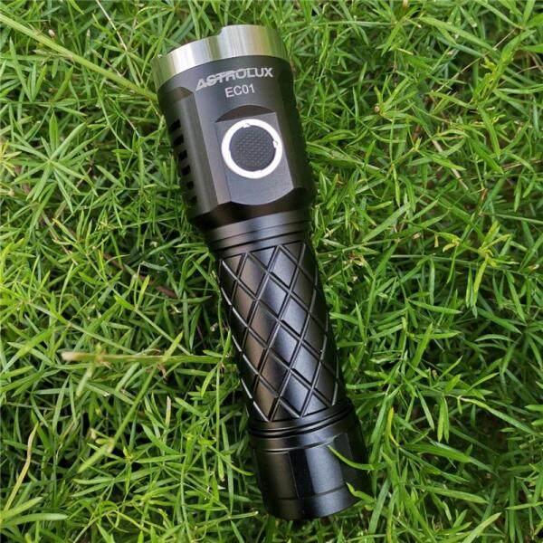 Bảng giá Astrolux EC01 XHP50B-3V 3500LM 298M Anduril Giao Diện Người Dùng USB-C Có Thể Sạc Lại IPX8 Không Thấm Nước 21700 18650 LED Đèn Pin-Quân Đội Màu Xanh Lá Cây