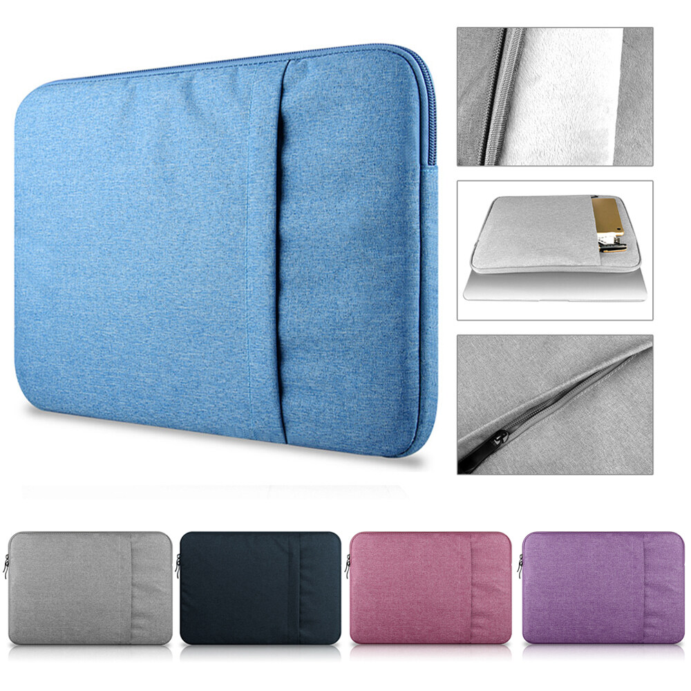 Laptop Notebook PC Neoprene Bag Case Cover For 11//13//15//15.6inch Laptop Air//Pro