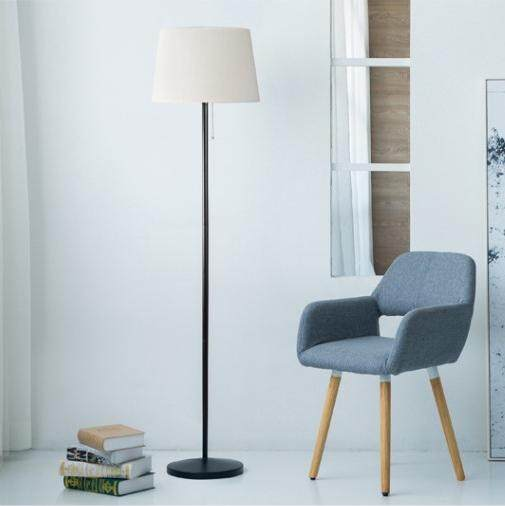 B.L Floor Stand Lamp: Buy sell online Floor Lamps with cheap price Black shade/white shade is optional.