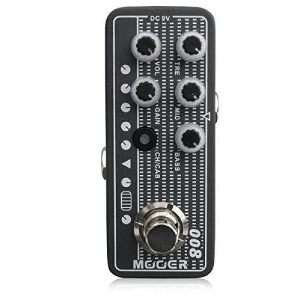 MOOER/Micro Preamp 008 [preamp] Malaysia