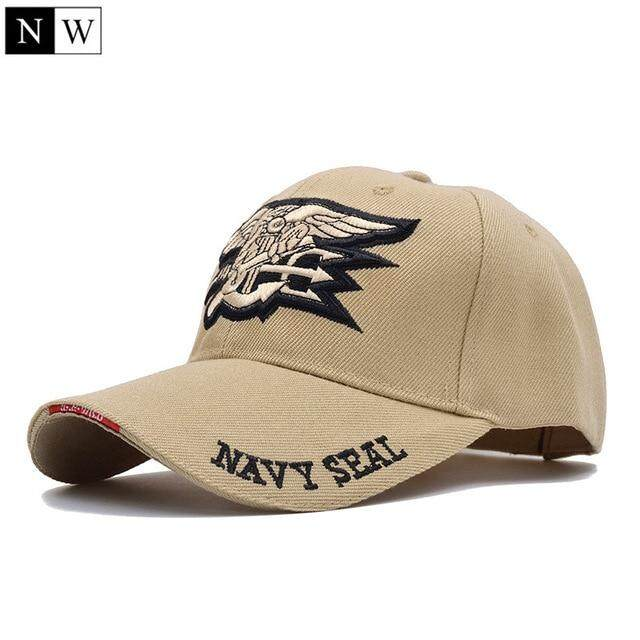 a05a5e0acc1  NORTHWOOD  High Quality Mens US NAVY Baseball Cap Navy Seals Cap Tactical  Army Cap