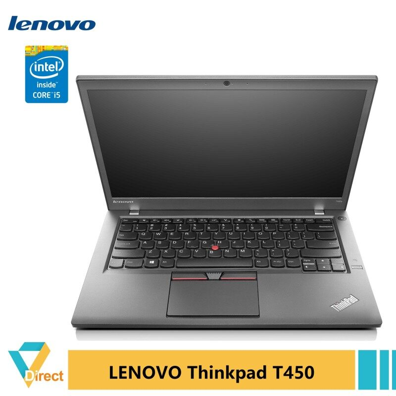 1.7kg DUAL battery 5th gen Core i5 UP to 32GB RAM 1TB SSD Thinkpad T450 laptop PC -also 8GB 16GB 180GB 240GB 480GB fully refurbished Malaysia
