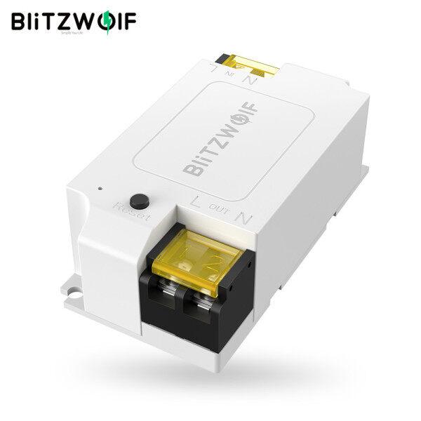 BW-SS1 BlitzWolf Bộ Điều Khiển Đèn Công Tắc Điều Khiển Từ Xa Không Dây Thông Minh 15A 3300W Wifi DIY Mô-đun, Thông Minh Chuyển Đổi
