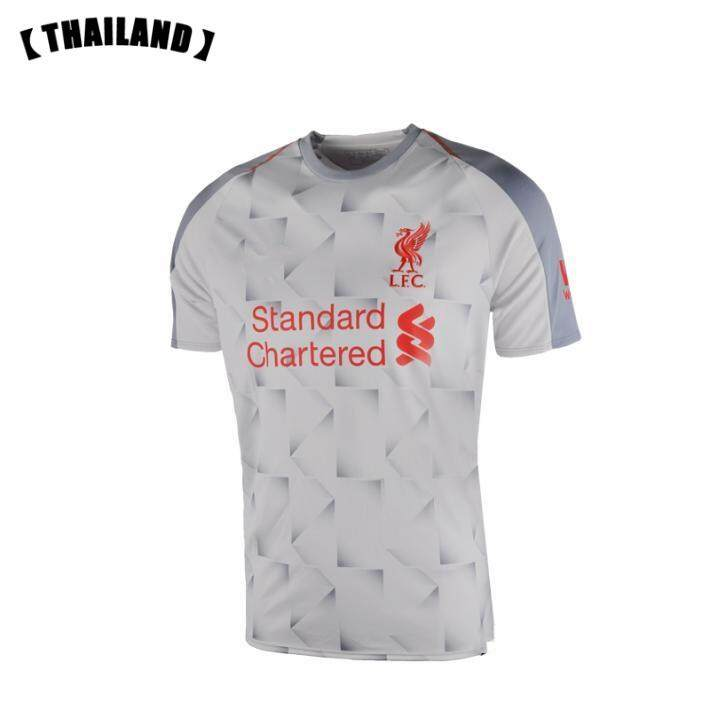 663216e72 RM127.10 · 2019 Liverpool New Season Home And Away and 3rd Football Jersey  for the 2018 2019