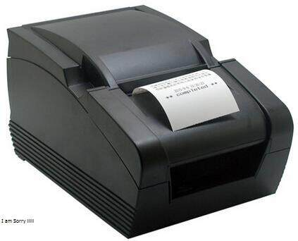Bluetooth Receipt Printer Thermal Portable Printer 58mm Receipt Printer Office