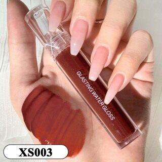 1 Cái Shiny Beauty Trang Điểm Giữ Ẩm Tinh Thể Mỹ Phẩm Lỏng Son Môi Tráng Men Tint Lip Gloss Lip Dầu thumbnail