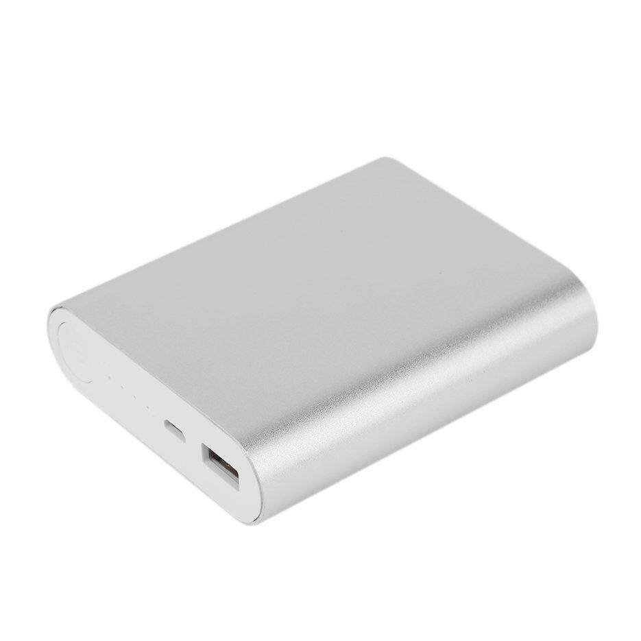 Hot Bán Chạy Nhất năm 10400 mAh USB Bên Ngoài Dự Phòng Batt * ery Sạc 4*18650 Batt * ery Power Bank Case