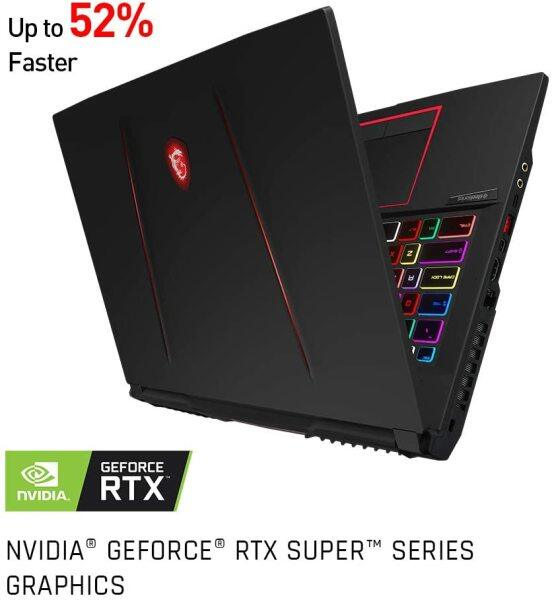 MSI GE75 Raider- 10SF-286 17.3 240Hz 3ms Gaming Laptop Intel Core i7-10875H RTX2070 16GB 512GB NVMe SSD Win10 VR Ready, 17-30.99 inches (GE75 Raider 10SF-286) Malaysia