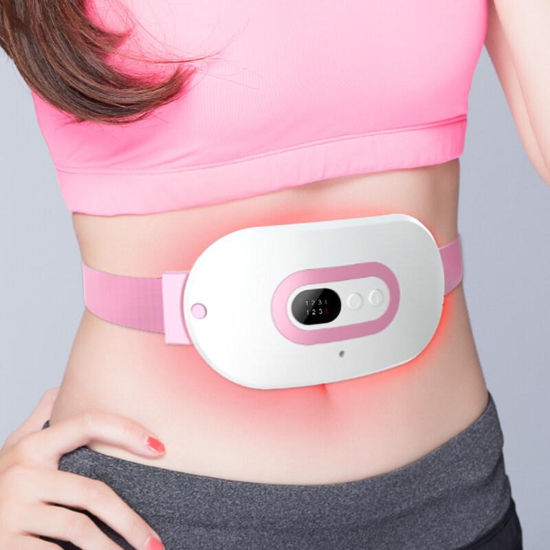 Amazefan Usb Style Women Warm Uterus Belt Warm Palace Belt Relief Menstrul Pain Stomachache Electric Heating Pad Safety Warmer.