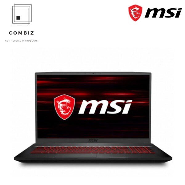 MSI Thin GF75 10SDR-452 17.3 FHD 144Hz Gaming Laptop ( I7-10750H, 8GB, 512GB SSD, GTX1660Ti 6GB, W10 ) Malaysia
