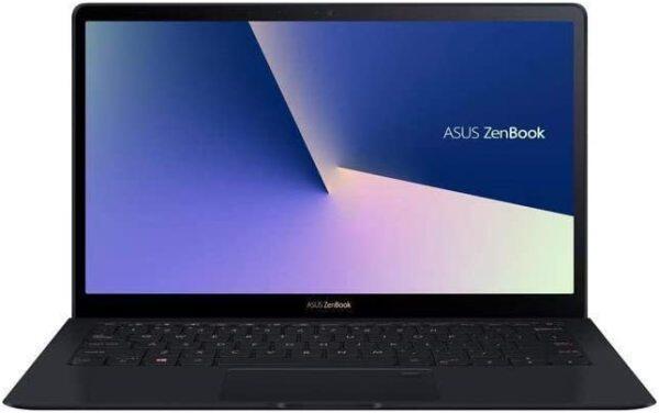 ASUS ZenBook S Ultra-Thin & Light Laptop 13.3 inches UHD 4K Touch 8th Gen Intel Core i7-8565U 16GB RAM 512GB PCIe SSD, FP Sensor, Thunderbolt, Windows 10 Pro - UX391FA-XH74T Malaysia