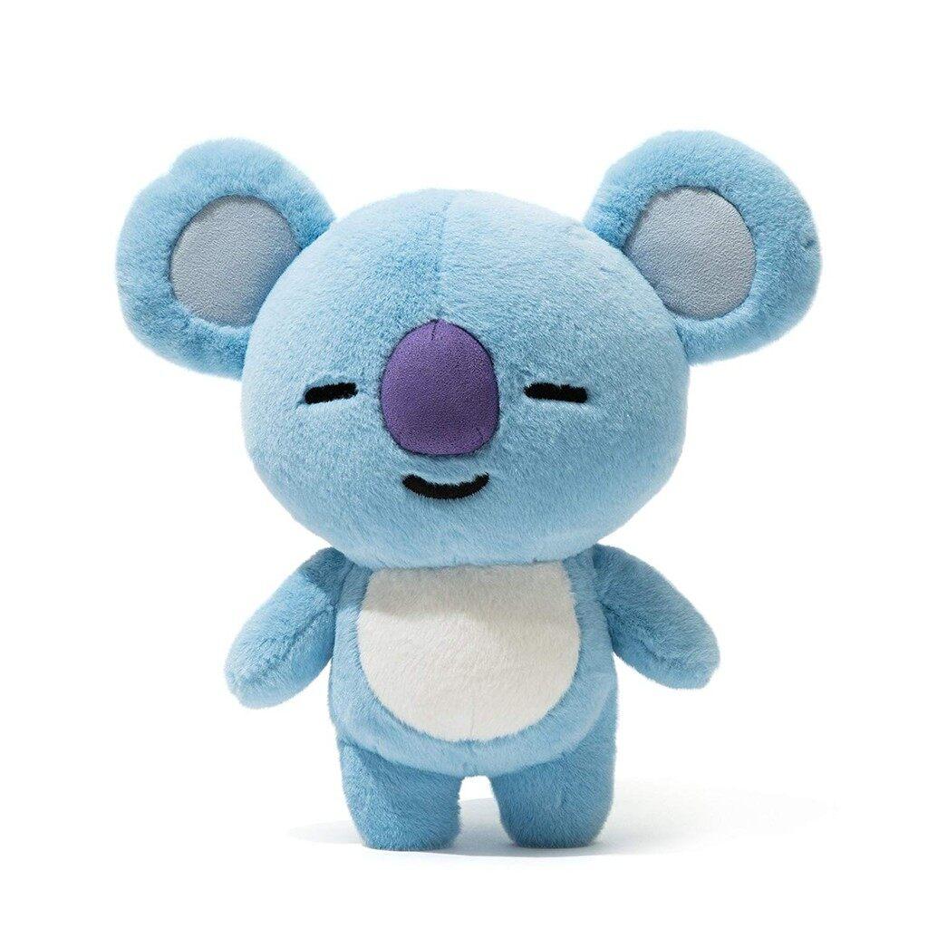 BT21 Character VAN Standing Plush Doll Toy Medium by BTS x LINE FRIENDS