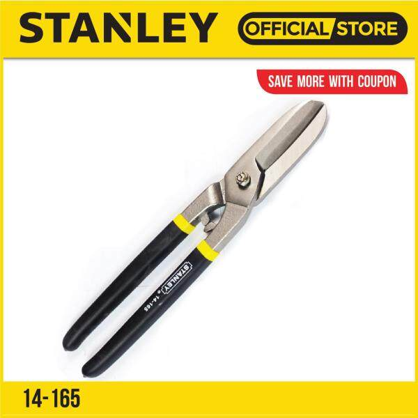 Stanley 14-165 Tinsnips Without Spring 12in