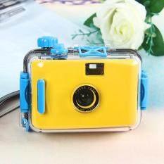 TCMR Trẻ Em camera Không dùng một lần máy ảnh máy ảnh Phim LOMO Camera chống thấm nước và Chống Sốc Màu chụp hình đồ chơi thể thao năng động cam