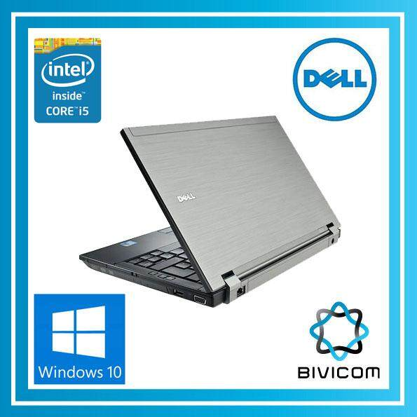 DELL LATITUDE E6410 - CORE I5 PROCESSOR/ 4GB RAM/ 320GB/ W10PRO [REFURBISHED] Malaysia