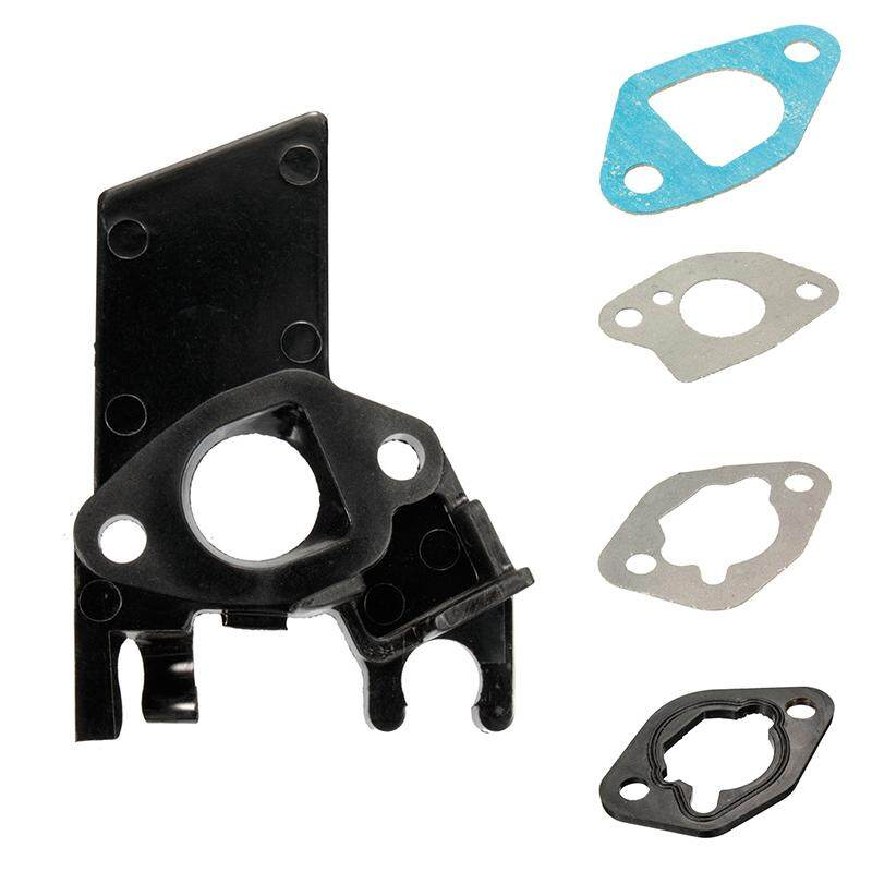 idealhere 5Pcs Carburetor Gasket Kit For Honda GX160 GX200 Lawn Mower Generator Motor