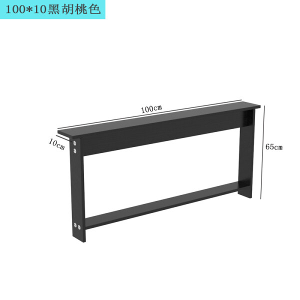 Wooden ling zi Living Room Sofa after Narrow Strip Frame Wall Cracks Wooden Stand Bedroom Bedside Landing Storage Slit Plate