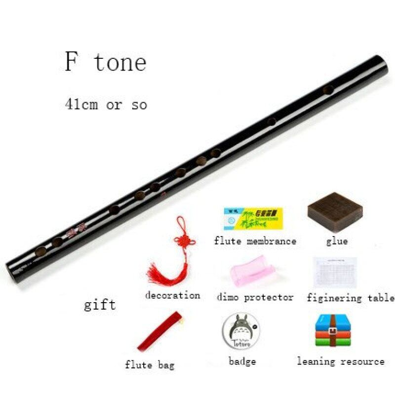 Professional Bamboo Flute For Children Adult Transverse Flute Musical Instruments Wooden Flute Dizi Kit Malaysia