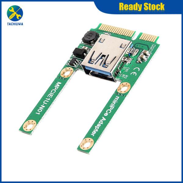 Bảng giá Tachiuwa 1 Mảnh Mini PCI Express SuperSpeed USB 2.0 Card Adapter Mở Rộng Riser Thẻ Phong Vũ