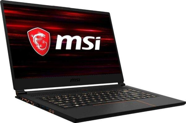MSI GS65 Stealth-006 15.6 144Hz Ultra Thin and Light Gaming Laptop, Intel Core i7-8750H, NVIDIA RTX 2060, 16GB DDR4, 512GB Nvme SSD, Win10 Malaysia