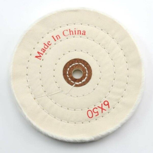 Cloth Grinding Disc Grinding Polishing Wheel Finishing Cleaning Pad Grinder Tool 150mm Useful