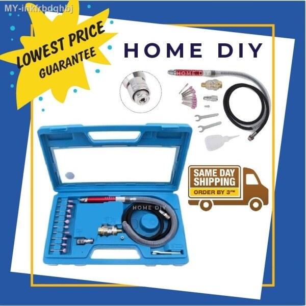 HOME DIY Air Micro Die Grinder Kit Polishing /Grinding Mesin Porting Tool /Mesin Korek x6MONTH WARRANTYx