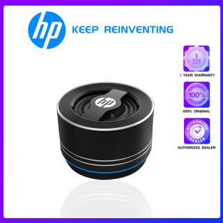HP BS200 Loa Không Dây Bluetooth5.0 TWS Series 360 Âm Thanh Vòm Đủ Tần Số Còi Từ Trong Cho Máy Tính Xách Tay Điện Thoại Di Động Để Bàn thumbnail