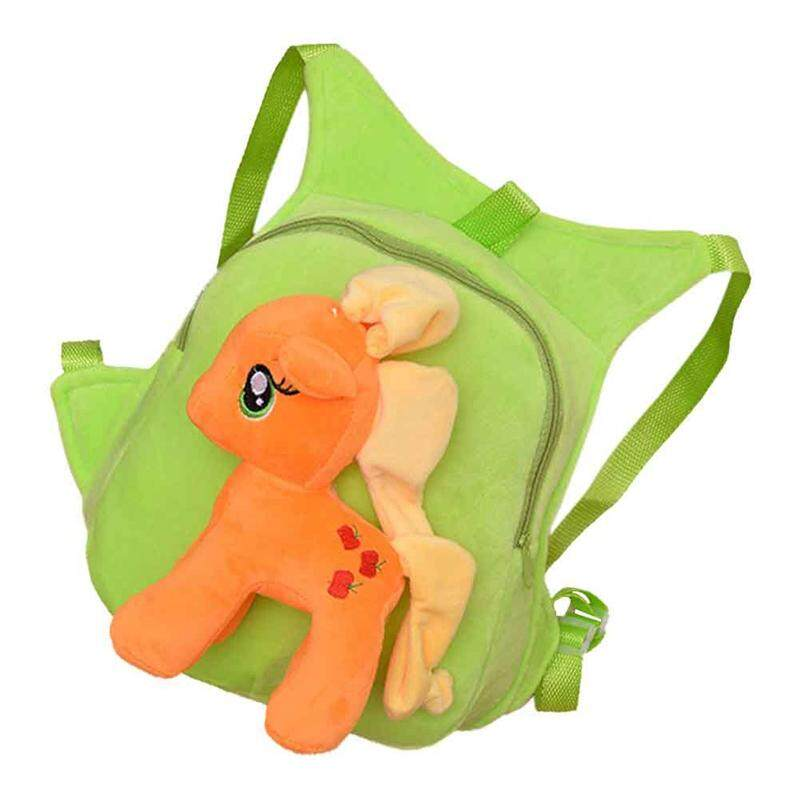 Linfang Children Lovely Pony Shaped Cartoon Plush Backpack By Linfang Store.