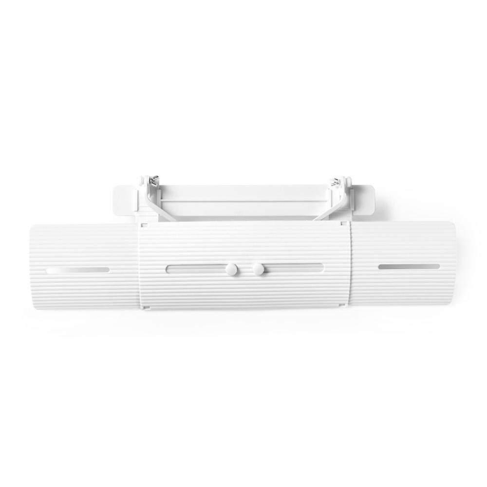 Buybowie AC Deflector, Universal Ditarik Pukulan Lubang Angin Air-Cooled Dinding Pengatur Penyejuk Udara untuk Ruang Keluarga, kamar Tidur, Hotel