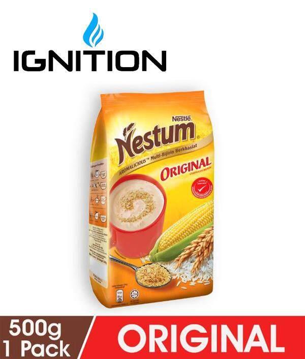 Nestle Nestum All Family Cereal Original Softpack 500g By Ignition E Enterprise.