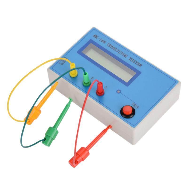 Mk-168 Transistor Tester Diode Triode Capacitance Resistance Esr Rlc Npn Pnp Mos Meter