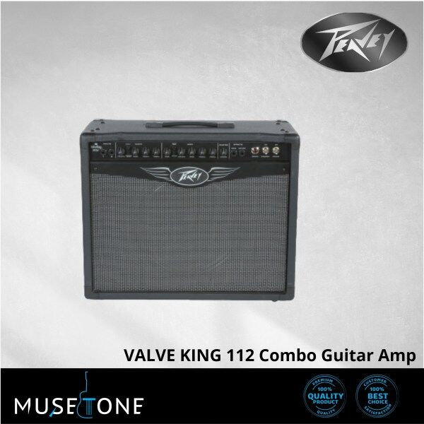 PEAVEY VALVE KING 112 12 Combo Guitar Amplifier 50W Malaysia