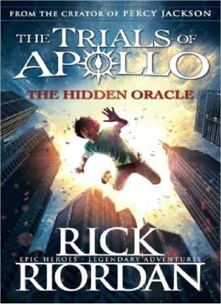 The Trials Of Apollo: 9780141363929: By Riordan,Rick Malaysia