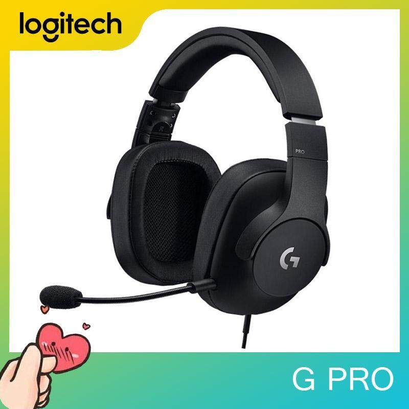 Logitech G PRO Detachable Gaming Headset with microphone for PC / Xbox One / PS4 / NS professional headset sets Singapore